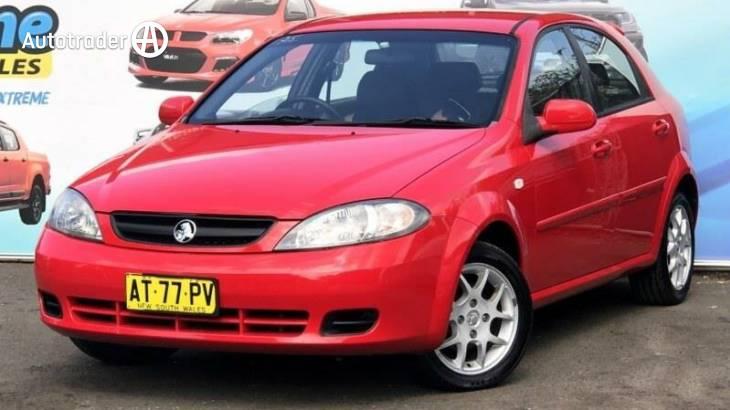 2007 Holden Viva