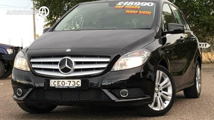 2012 Mercedes-Benz B200