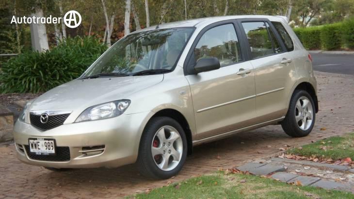 2003 Mazda 2