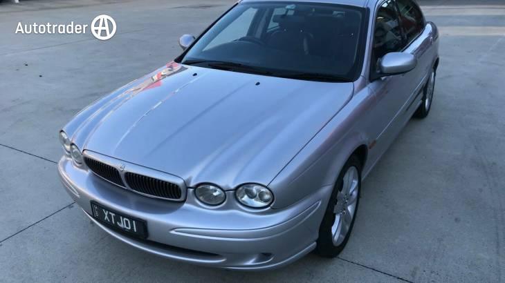 2001 Jaguar X Type