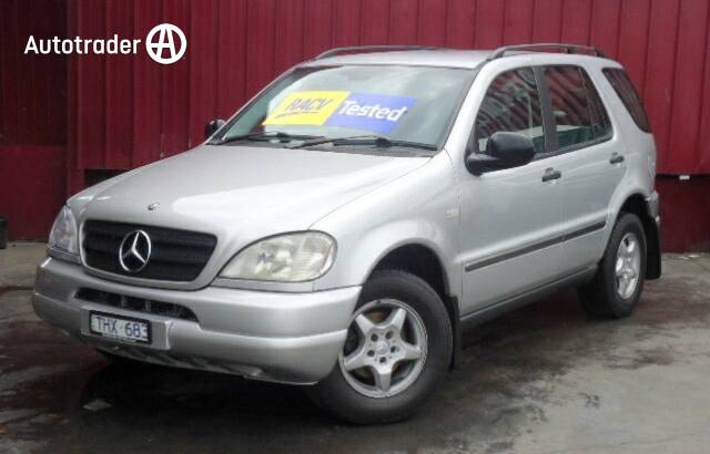 2001 Mercedes-Benz ML270