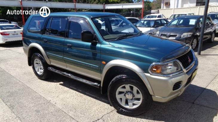 2003 Mitsubishi Challenger