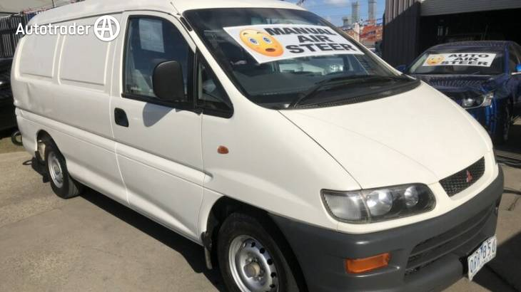 25c9425f5c 2001 Mitsubishi Express for sale  6