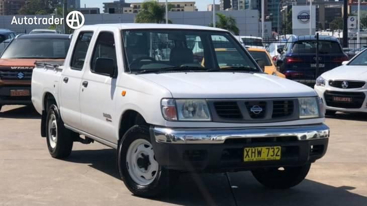 2000 Nissan Navara