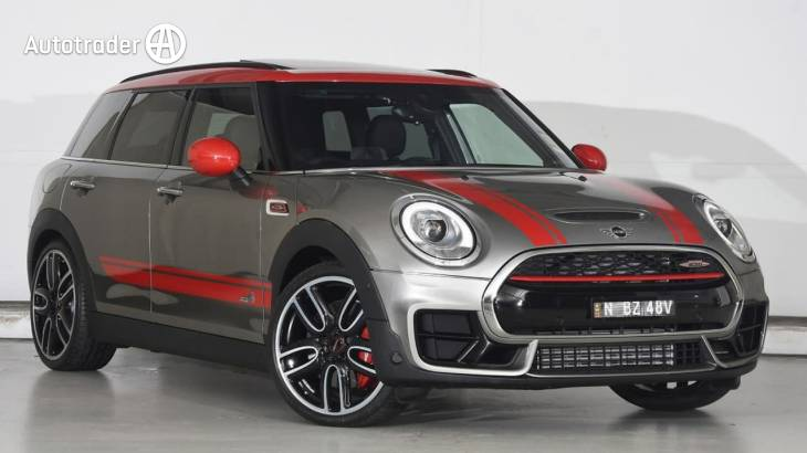 2018 Mini Clubman John Cooper Works All 4 For Sale 72490 Autotrader