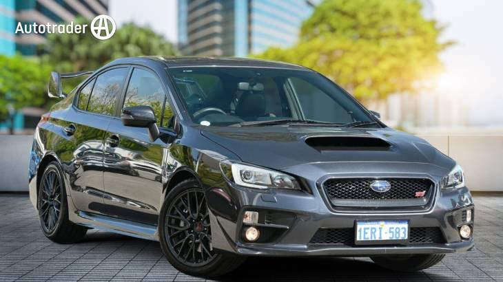 Sti For Sale >> Subaru Impreza Wrx Sti For Sale In Perth Wa Autotrader