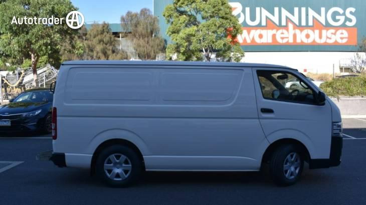 f2215199b9 2015 Toyota HiAce LWB Crew for sale  32