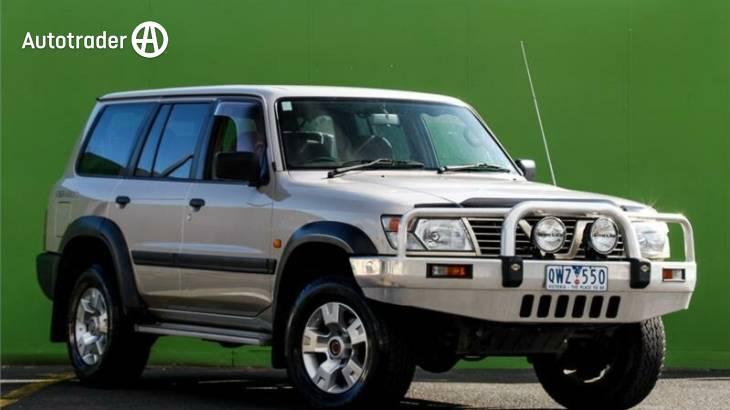 2001 Nissan Patrol