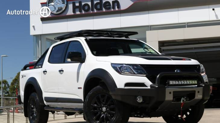 2018 Holden Colorado Z71 4x4 Xtreme For Sale 69990 Autotrader