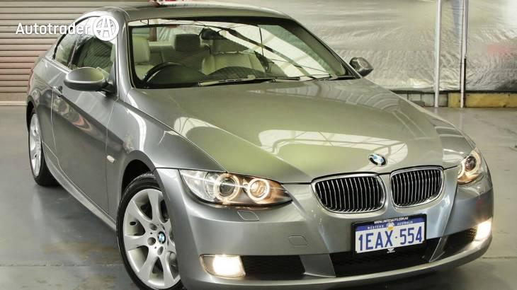 2008 BMW 325I