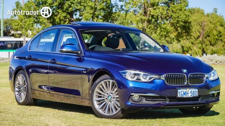 2017 Bmw 320d Luxury Line For Sale 56 490 Autotrader