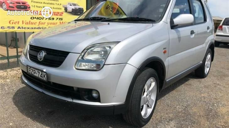 2003 Holden Cruze