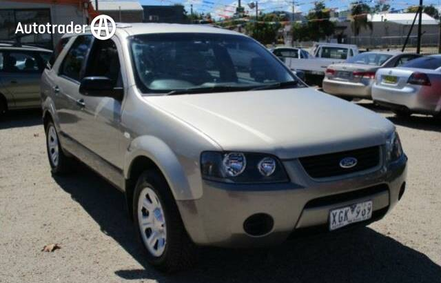 2006 Ford Territory