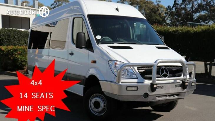 3337d2a022 Mercedes-Benz Sprinter Commercial Vehicle for Sale in Moorooka QLD ...