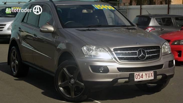 2007 Mercedes-Benz ML320