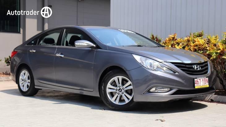 2012 Hyundai i45