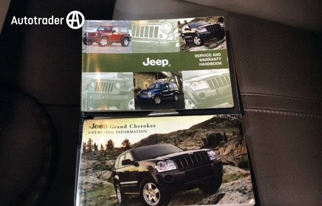 2007 jeep grand cherokee owners manual pdf