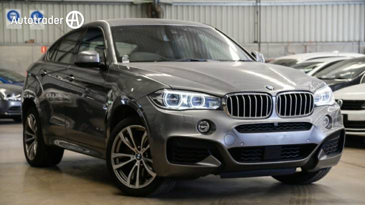 2015 Bmw X6 F16 Xdrive50i Coupe 5dr Steptronic 8sp 4x4 4 4tt For