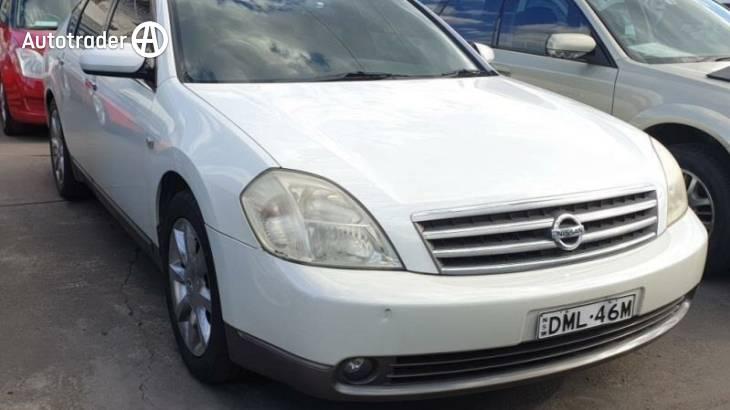 2004 Nissan Maxima ST-L for sale $3,995 | Autotrader
