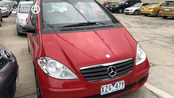 2005 Mercedes-Benz A170