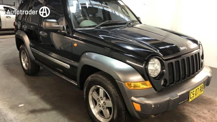 2005 Jeep Cherokee