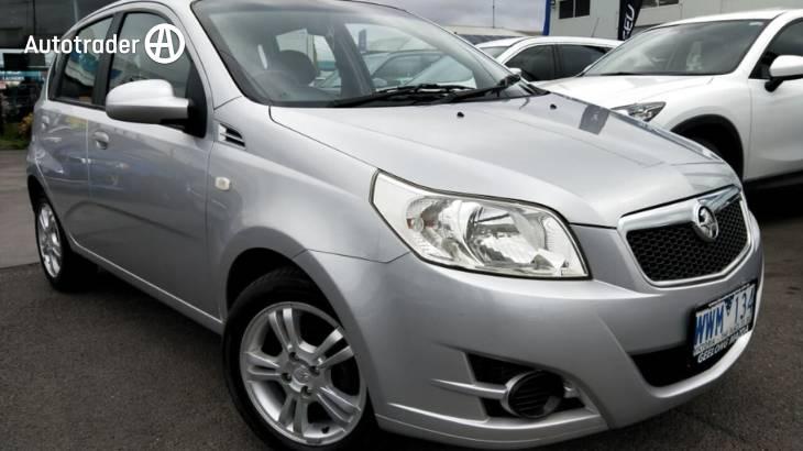 2008 Holden Barina