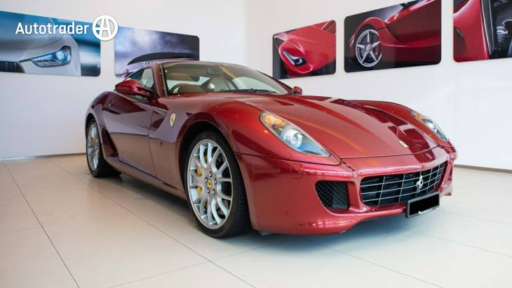 2008 Ferrari 599