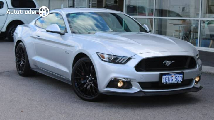 Silver Ford Mustang Rear Wheel Drive Cars For Sale In Perth