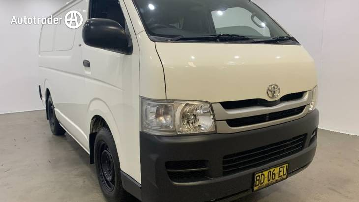 8b40f54ee7 Toyota HiAce Cars for Sale in Minchinbury NSW