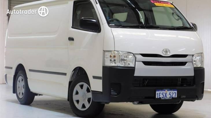 2015 Toyota Hiace LWB