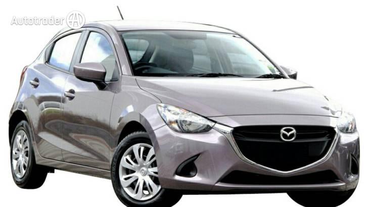 2015 Mazda 2