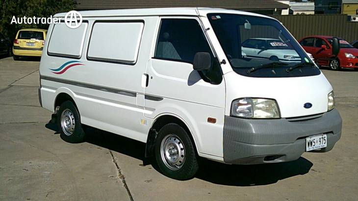 2003 Ford Econovan