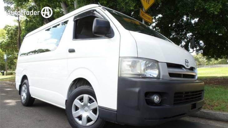 78eb941b99 Toyota Hiace Station Wagon for Sale in Greenacre NSW