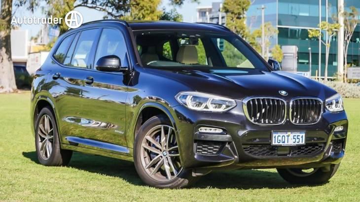 Black BMW 6 Cylinder Auto SUV for Sale in Perth WA   Autotrader