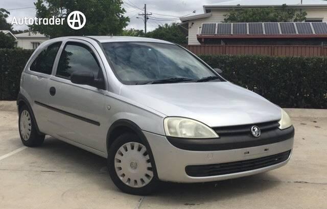 2002 Holden Barina