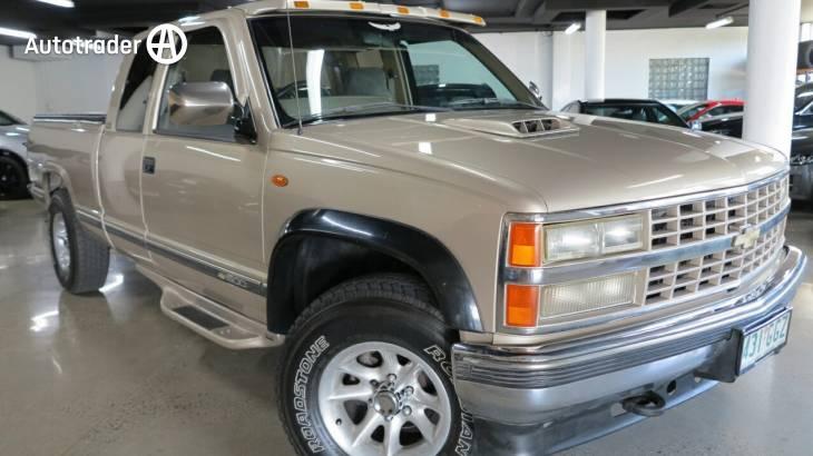 1992 Chevrolet Silverado C1500