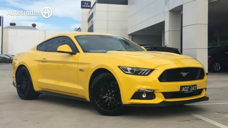 Ford Mustang 4 Seater Rear Wheel Drive Cars For Sale