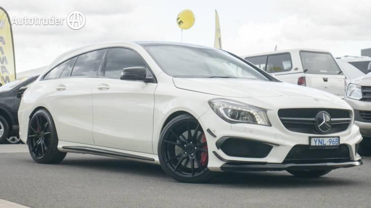 2016 Mercedes-Benz CLA45