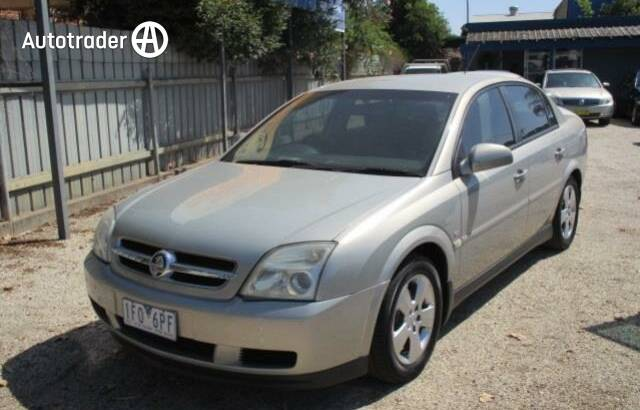 2005 Holden Vectra