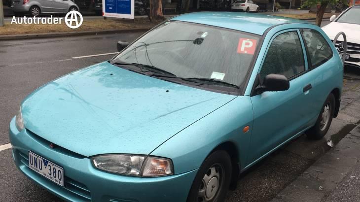 mirage 1997 hatchback