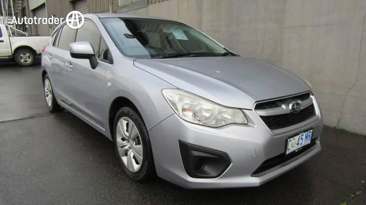 2012 Subaru Impreza 2 0I (awd)
