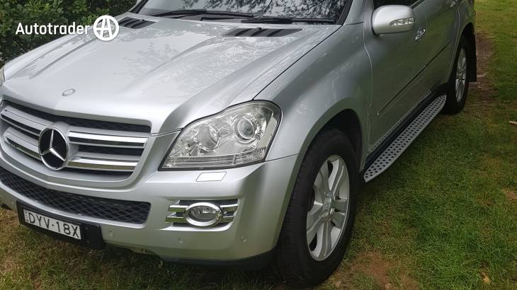 2007 Mercedes-Benz GL500