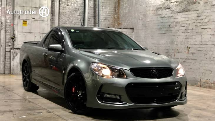2015 Holden UTE SS-V Redline Reserve Edition for sale