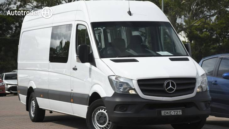 60b88197ada39a 2016 Mercedes-Benz Sprinter 313CDI High Roof LWB 7G-Tronic for sale ...