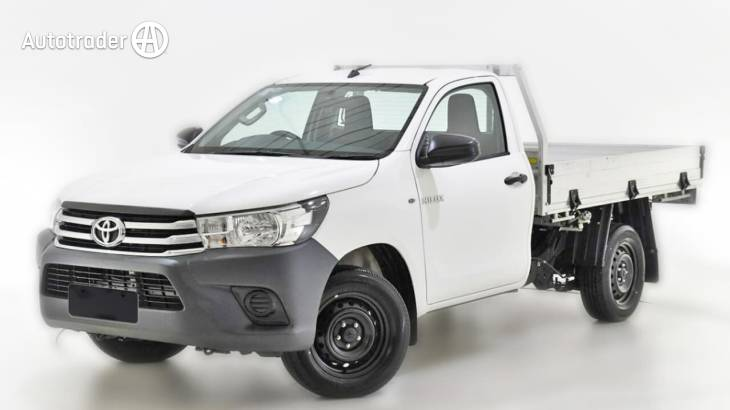 Toyota Hilux 2018 2 Seater Cars for Sale | Autotrader