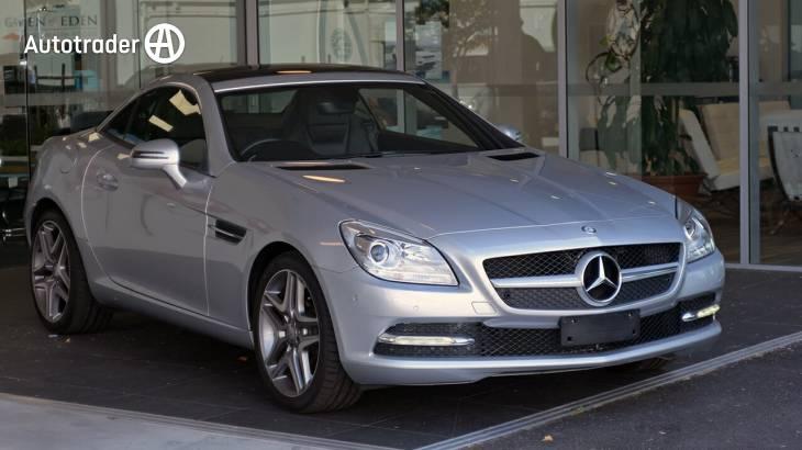 2015 Mercedes-Benz SLK200