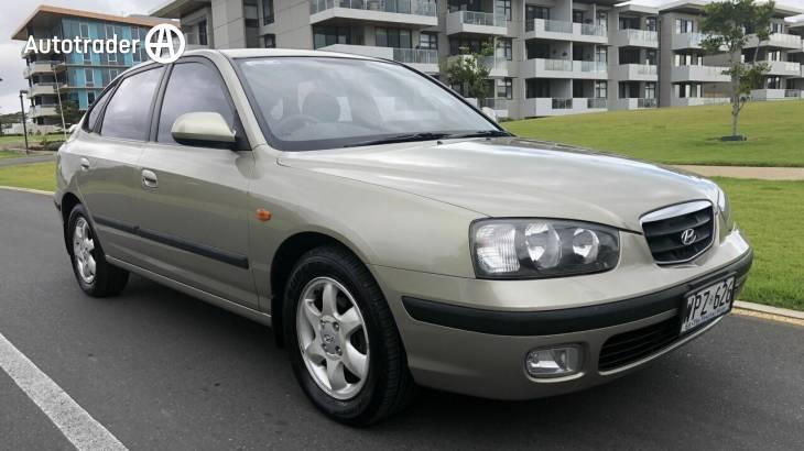 2001 Hyundai Elantra Gls For Sale 3990 Autotrader