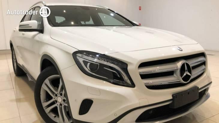 2014 Mercedes-Benz GLA180