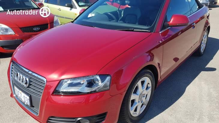 2009 Audi A3