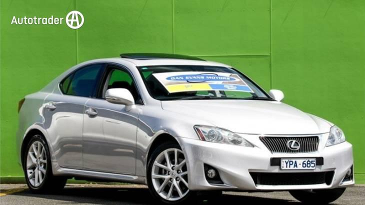 2011 Lexus IS250